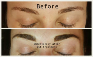 The Bossy Brow Microblading at Postiche