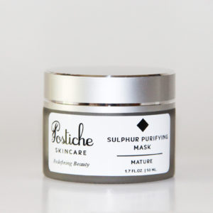 Postiche Sulphur Purifying Mask
