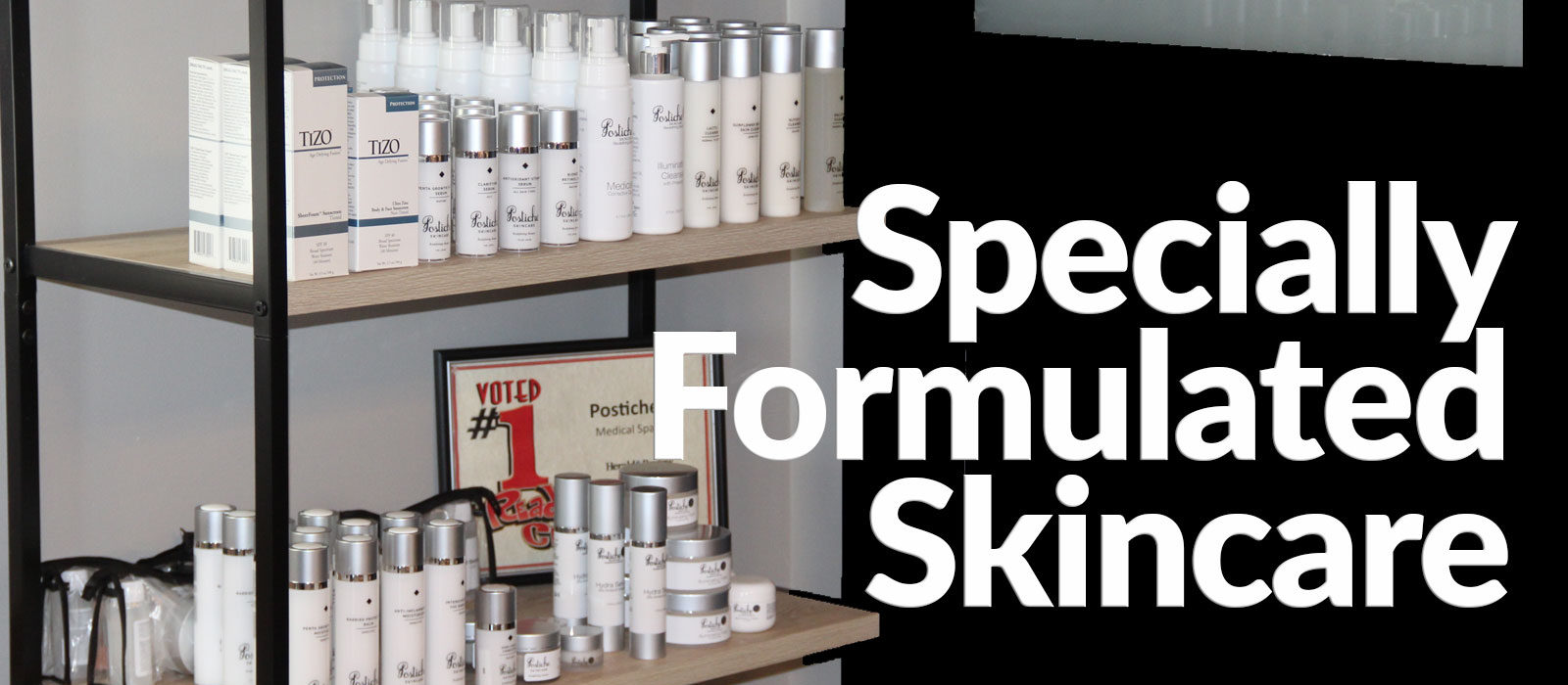 Specially Formulated Skincare