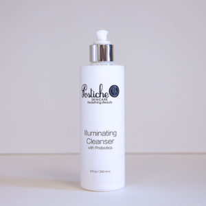 Illuminating Cleanser with Probiotics