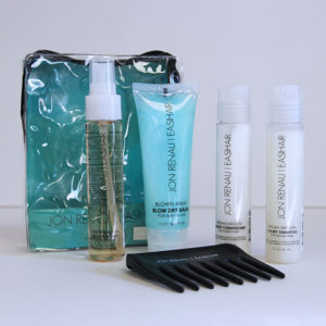 Jon Renau Travel Kit Human Hair